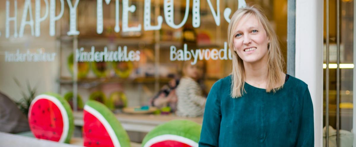 Yvette van der Sommen van Happy Melons in Amsterdam